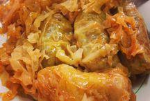 Food / Sarmale / romania