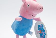 Muñecos Peppa Pig