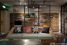 Loft interior ideas