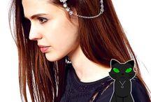Presilhas para cabelos - Pitucat Acessórios / Presilhas para cabelos da Pitucat Acessórios. https://www.pitucat.com.br/presilhas-para-cabelos/