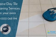 Tile and Grout Cleaning / Tile Cleaning Services by providing assistance of Modern Tile Cleaning Equipment which is powerful and proven enough to get rid of germs.