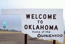 Okie stuff / If you're from Oklahoma, you'll get it. If you're not...well, bless you're heart.  / by Megan Garrison