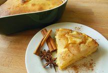 Recepty - hruškové koláče