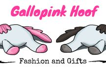 Gallopink Hoof Art
