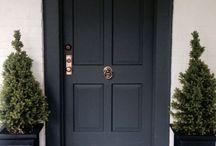 Door / Drzwi wejściowe