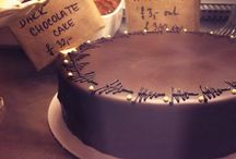 Chocolate Cakes / any chocolate cake or pastry.