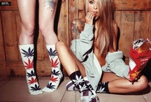 chicks smoking weed