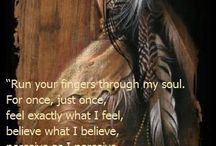Native American Sayings / by Carin Stahlie