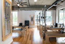 Aj Fisio novo estúdio