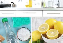 non toxic household cleaner