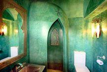 wall bathroom