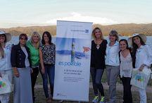 Regata por el Día de la Mujer / El sábado 28 de marzo se realizó en Argentina la regata por el Día de la Mujer organizada por la revista Ocio, Copa Airlines y Aruba en las instalaciones del 400 Yacht Club Córdoba, sobre la costa del lago San Roque en Carlos Paz.