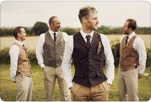 Men wedding colours