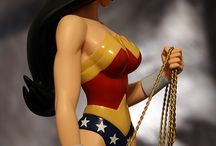 Comic collectibles