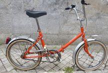 small vintage bikes