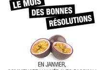 Le mois des Bonnes Résolutions / L'année 2016 est déjà là, sur le pas de votre porte. Il est temps de prendre ses traditionnelles bonnes résolutions. En Janvier chez Pharmacie Lafayette, nous vous proposons de commencer l'année avec passion !