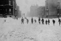 Winter in Chicago / Explore some blustery representations of Chicago's harshest season.