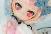 BJD / Anime Dolls