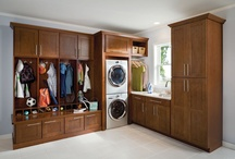 laundry room / by Rochelle Hackmann