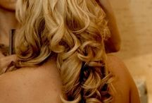 Wedding Hair / by Hayley Creek