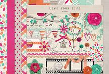 Scrapbooking - Kits wishlist / by Roos