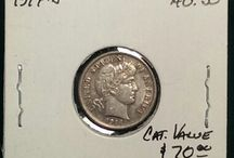 Barber Dimes / Inventory and prices subject to change. Call (920) 432-5950 for current stock.