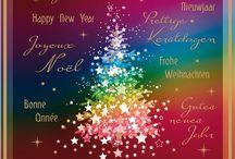 Cards to make - KERSTKAARTEN / Printtijgers, voor Trouwkaarten, Geboortekaarten, Kerstkaarten, Uitnodigingen, Save-the-Date-kaarten