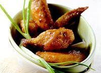 Eat More Chicken / Chicken Recipes / by Neci Watson