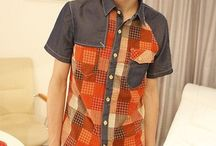 fashion for men and boys / by Sabra (sew a straight line)