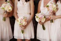 Bridesmaids / by I Do Inspirations