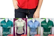 Jual Blus Kerja Wanita / Lebih terkesan elegan saat menggunakan warna pakaian yg lembut seperti pastel. Jual blus kerja wanita Tanya stock di PIN BB 7d20d94c