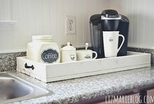 Coffee Stations / by Rush Our Fashion