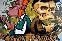 graffiti & art