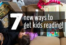 Easy Reading Ideas for Parents / Discover fun and easy reading ideas for your children!