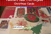 recycled card ideas