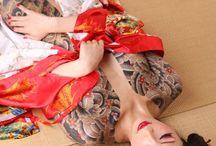 TATOO 刺青 彫り物