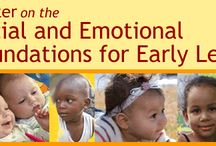 Literacy and social emotional development