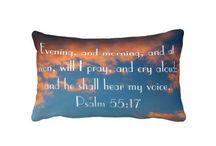 Gebeds kussings