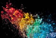 Coloring Outside the Lines / rainbows of colors found in various places that make the eyes, heart, and mind joyful! / by Tj Armstrong