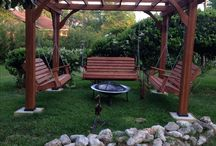 Outdoor Spaces and Gardening / I love wonderful special outdoor spaces - seating areas, garden areas, etc.