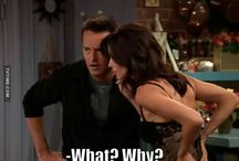 Chandler & Monica, Joey, Phoebe... and the other two