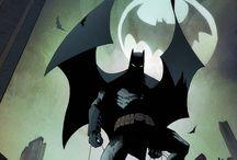 The Dark Knight / Batman+Gotham