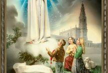 ファティマの聖母マリア様