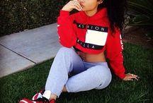 Rap outfits