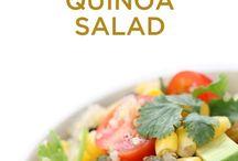 recipes quinoa healthy salad