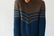 man's knit
