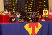 Super Hero Party / by Erin S at Woof Tweet Waah