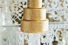 decadent wedding inspiration / by Rosie Parsons