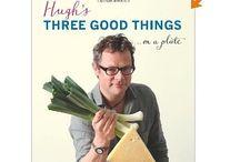 Three good things - Hugh F W