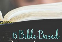 Object lessons and bible stories